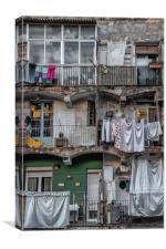Urban, Canvas Print