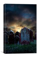 Nightmare Hill, Canvas Print