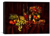 Feast , Canvas Print