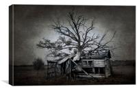 Gloom and Doom, Canvas Print