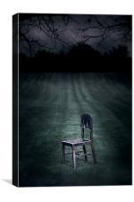 Have a Sit, Canvas Print