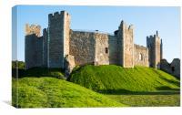 Framlingham Castle , Canvas Print