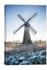 Windmill , Canvas Print