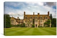 Anglesey abbey , Canvas Print