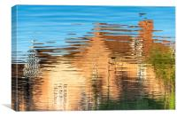 Reflections, Canvas Print