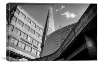 The Shard, London, Canvas Print