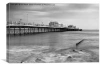 Worthing Pier, Canvas Print