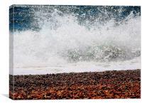 Splash!, Canvas Print