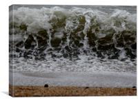 Sea Chandelier, Canvas Print