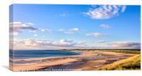 Simply Beadnell - Simply Beautiful , Canvas Print