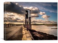 Lindisfarne Refuge , Canvas Print