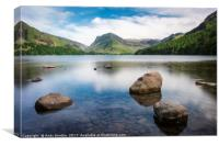 Buttermere, Cumbria, Canvas Print