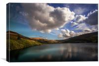 Wessenden Reservoir, Canvas Print