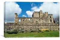 Castle Campbell , Scotland, Canvas Print