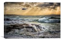 Return to base, Canvas Print