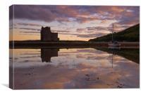 Lochranza Castle, Arran, Canvas Print