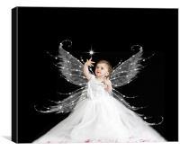 Fairy Princess, Canvas Print