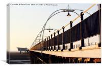 Southport Pier, Canvas Print