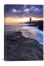 Hook Lighthouse, Canvas Print