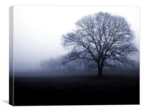 Mourning Tree, Canvas Print