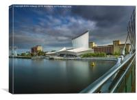 The Imperial War Museum , Canvas Print