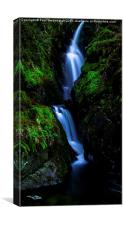 Aria Force Waterfall, Canvas Print
