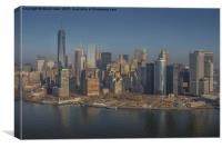 New York , Canvas Print
