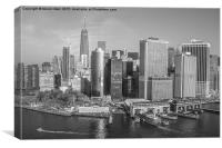 New York City, Canvas Print