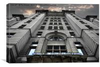 Liver building liverpool, Canvas Print