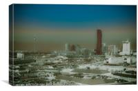 Skyline VI, Canvas Print