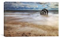 Sea Storm, Canvas Print