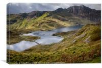 Snowdonia National Park, Canvas Print