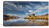 Eilean Donan Castle - Scotland, Canvas Print