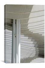 Modern architecture 26, Canvas Print