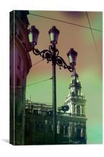 Dreaming Sevilla 04, Canvas Print