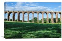 Balcombe Viaduct, Canvas Print