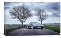 Aston Martin DBS, Canvas Print