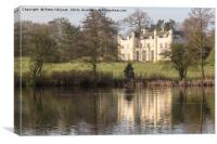 Country Hall, Canvas Print