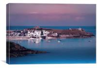 Beautiful St Ives., Canvas Print