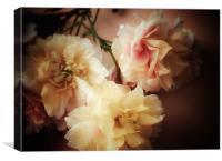Blossom , Canvas Print