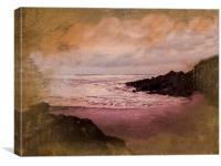 Woolacombe Bay, Canvas Print