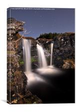 Fairy Pools, Isle of Skye, Scotland, Canvas Print