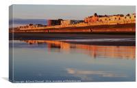 Blackpool North Shore , Canvas Print