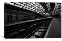 Lime Street Station, Canvas Print