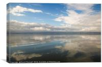 West Kirby Dreamscape, Canvas Print