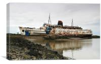 Duke Of Lancaster , Canvas Print