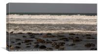 Tidal Surge, Canvas Print