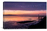 West Kirby Dreamscape , Canvas Print