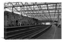 Carlisle Station, Canvas Print