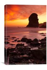 Marsden Bay, Canvas Print